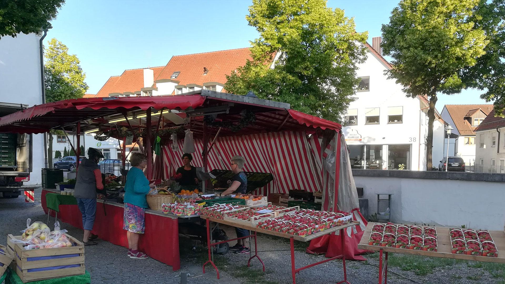 Wochenmärkte3Wochenmarkt Langenau